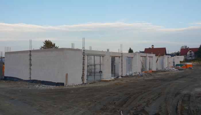 Postępy na budowie - LISTOPAD 2018